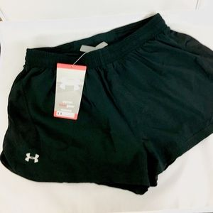 [Under Armour]🌟SALE🌟NWT Black Athletic Shorts